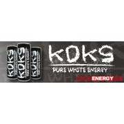 KOKS ENERGY Sticker